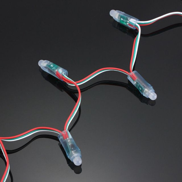 4th photo of led string